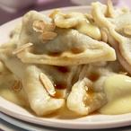 Plněné bramborové taštičky