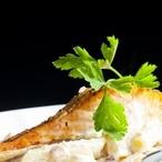 """Pečená filátka z lososa """"balkai"""""""