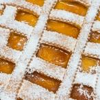 Pomerančové dortíky