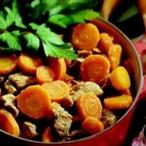 Rendlík plný mrkve a vepřového masa