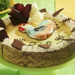Kohoutkův velikonoční dort