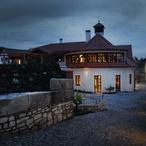 Restaurace Salabka: Zážitek na trojské vinici
