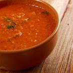Pappa al pomodoro - Rajčatovo-chlebová polévka