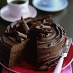 Čokoládový dort pro Adinu