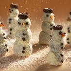 Sněhuláci ve vánici