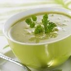 Zelená polévka Kristie Alley