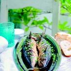 Grilovaná asijská makrela