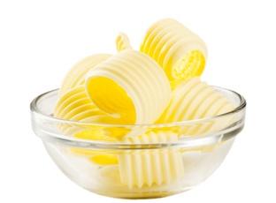 Máslo - co dělat, když je moc tvrdé