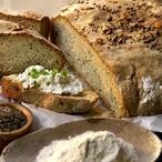 Domácí chléb s bramborami