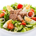 Insalata all'abruzzese - Zeleninovo-tuňákový salát