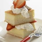Smetanový koláč