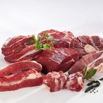 Hovězí maso na víně a mléce