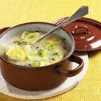 Bramborovopórková polévka
