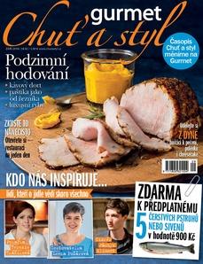 Chuť a styl Gurmet 9/2014