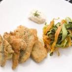Rybí mix se zeleninou