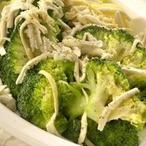 Brokolice se sýrem tofu