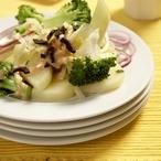Bramborový salát s brokolicí a fenyklem
