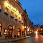 Hotel Promenáda: Elegance a noblesa