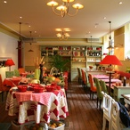 Restaurace La Veranda: Tady plyne čas jinak...