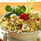 Jáhlový salát