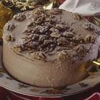 Vánoční ořechový dort