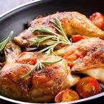 Pečené kuře z Valencie