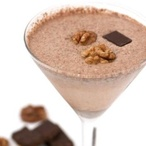 Čokoládovoořechové smoothie s ořechy