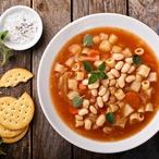 Polévka italská minestrone