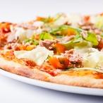 Pizza se sicilskými citrony