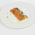 Sashimi z lososa