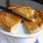 Galettes de Rois (královský koláč)