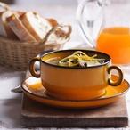 Rychlá polévka se zeleninou a zázvorem