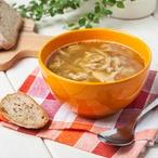 Zeleninová polévka se zázvorem