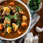 Irish stew I (irský guláš)