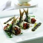 Plněné sardinky