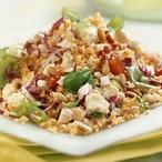 Míchaný salát s kuskusem