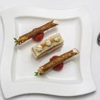 Tvarohové cannelloni a krémové lasagne