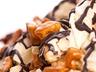 Zmrzlina se slaným karamelem