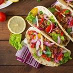 Pikantní tacos s mletým masem