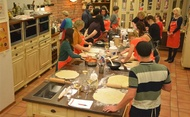 Kurz vaření s Evou Gajdošík