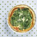 Špenátový listový koláč