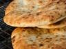 Chlebové placky Schüttelbrot