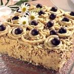 Mokka dortík