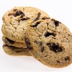 Rozinkové cookies s moruší