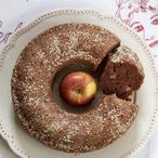 Jablečný věnec s perníkovým kořením