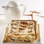 Křehký koláč z ricotty