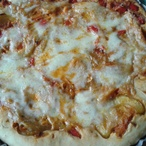 Zeleninový quiche s mozzarellou