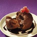 Teplé čokoládové dortíky