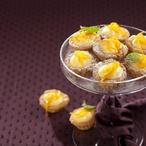 Košíčky s citrusovým krémem