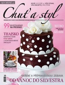 Chuť a styl 12/2012